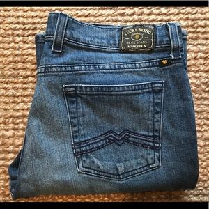 Lucky Brand Leslie Sweet' N Low Jeans Sz 14/32